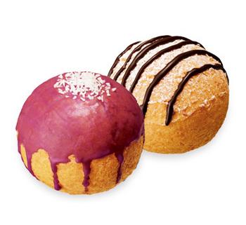 ミスドのポン・デ・シュードーナツ紫いも&クッキークリーム.jpg