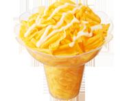 ミスドのかき氷コットンスノーキャンディ、マンゴーミルク.png